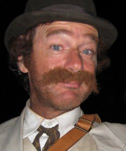 Jeffrey as Mark Twain