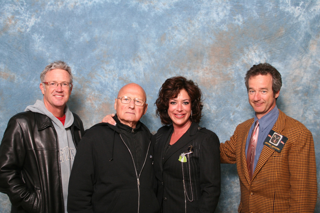 with Marc McClure, Tolkan and Wells