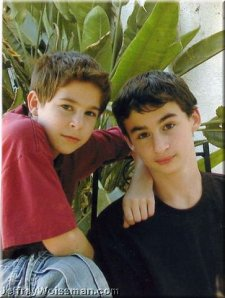 Spencer & Nicholas in 2000